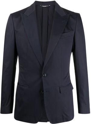Dolce & Gabbana Classic Fit Blazer