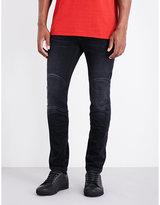 Neil Barrett Mid-rise Super-skinny Denim Jeans