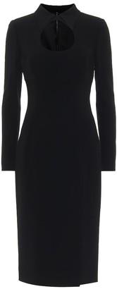 Dolce & Gabbana Cady midi dress