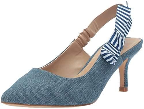 149e319df3331 Amazon Brand - The Fix Women's Fatina Kitten Heel Slingback Pump