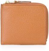 Comme des Garcons classic plain wallet - unisex - Leather - One Size