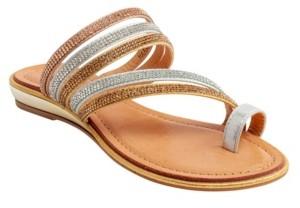 GC Shoes Harmonie Flat Sandal Women's Shoes