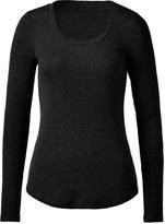 L'Agence LAgence Black L/S T-Shirt