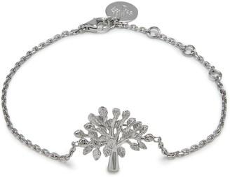 Mulberry Tree Bracelet Silver Sterling Silver