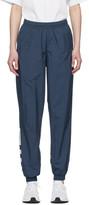 adidas Blue Big Trefoil Track Pants