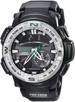 Casio Men's PRG280-1 ProTrek Twin Sensor Watch