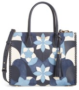 MICHAEL Michael Kors Mercer Large Tote - Blue