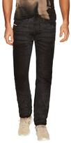 Diesel Thavar Straight Fit Jeans