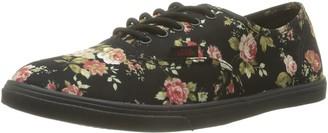 Vans U Authentic Lo Pro Unisex Adults Sneakers Black (Floral Black) 7.5 UK (41 EU)