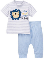 Rene Rofe Animal Friends Lion Top & Pant Set (Baby Boys)