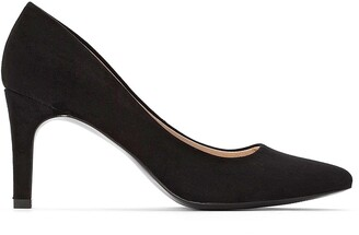 La Redoute Collections Pointed High Heels