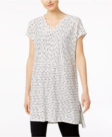 Eileen Fisher Linen High-Low Tunic, Regular & Petites