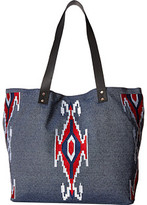 San Diego Hat Company BSB1691 Cambray Tote Southwestern Bag