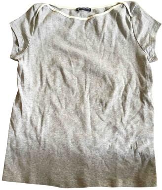 Petit Bateau Grey Cotton Top for Women