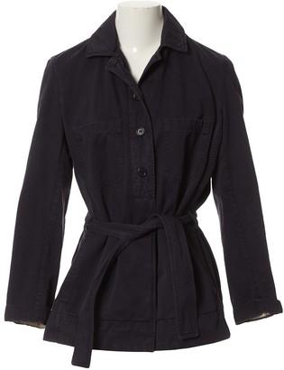 Prada Navy Denim - Jeans Jackets
