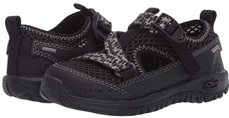 Chaco Odyssey (Toddler/Little Kid/Big Kid) (Black 1) Kids Shoes