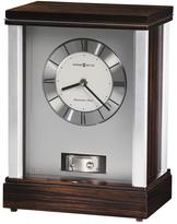 "Howard Miller Gardner"" Revolving Pendulum Mantel Clock with Westminster Chimes"