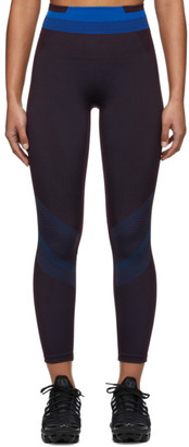 LNDR Purple Solar Leggings