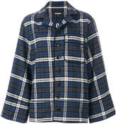 DSQUARED2 checked jacket