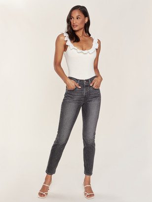 Levi's 501 High Rise Ankle Jeans