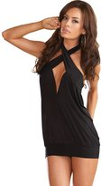 Dreamgirl Double Trouble Versatile Dress and Thong