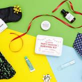 Men's Society Christmas Party Hangover Survival Pamper Kit