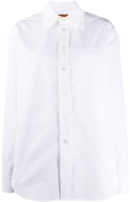Colville Long Sleeve Boxy Fit Shirt