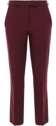 Etro Wool-blend Crepe Slim-leg Pants