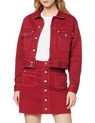 Pepe Jeans Women's Tiffany Denim Jacket,Small
