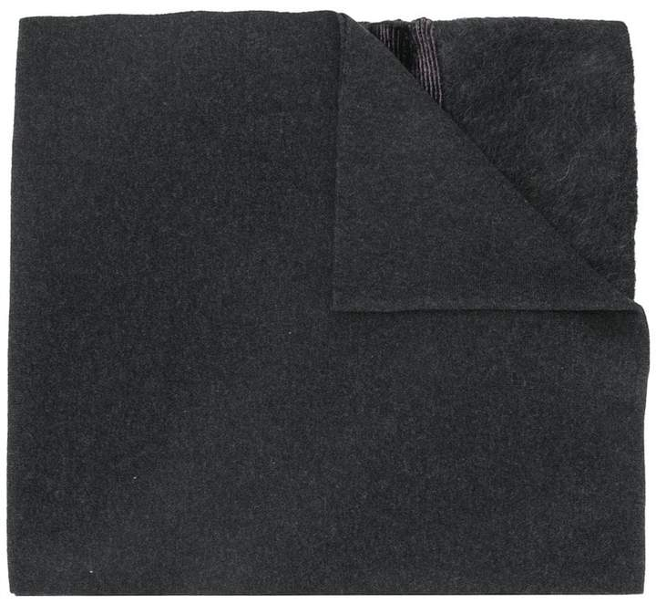 D-Exterior D.Exterior panelled scarf