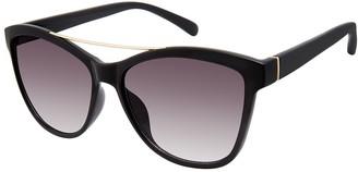 True Religion 60mm Oversized Square Sunglasses