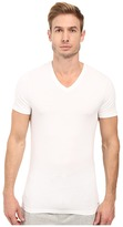Michael Kors Luxury Modal V-Neck T-Shirt