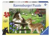 Ravensburger New Neighbors 60-Piece Puzzle