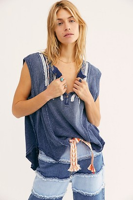 We The Free Harvey Muscle Tank by at Free People