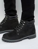 Jack & Jones Stoke Nubuck Boots