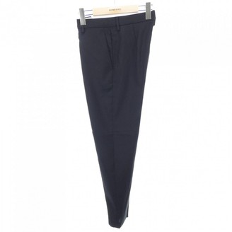 N°21 N21 Black Cloth Trousers for Women