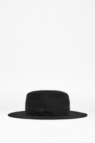 Textured Bow Trilby