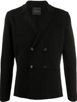 Roberto Collina single-breasted cotton blazer