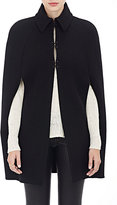 Barneys New York Women's Cape Coat-BLACK