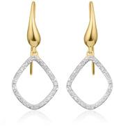 Monica Vinader Riva Diamond Kite Earrings