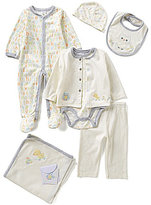 Starting Out Baby Boys Newborn-6 Months Alphabet 7-Piece Layette Set