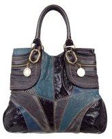 Stella McCartney Patent Shoulder Bag