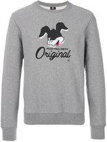 Paul Smith rabbit print sweatshirt - men - Cotton - XS