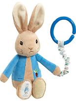 Beatrix Potter Peter Rabbit Pram Toy