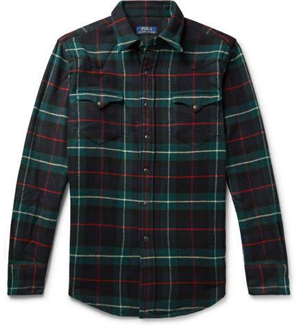 92a4e45a9 Mens Flannel Shirt - ShopStyle