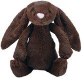 "Jellycat Chocolate Bashful Bunny - Small -7"""