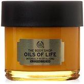 The Body Shop Oils Of Life Intensely Revitalising Sleeping Cream, 100% Vegan Night Cream, 2.7 oz.
