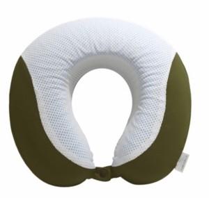 Perry Ellis Memory Foam Gel Travel Neck Pillow