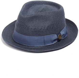 Goorin Bros. Brothers 'Boogie' Braided Straw Fedora