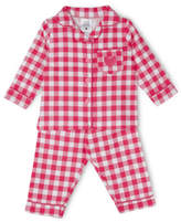 Sprout NEW Girls Flannelette Set Red
